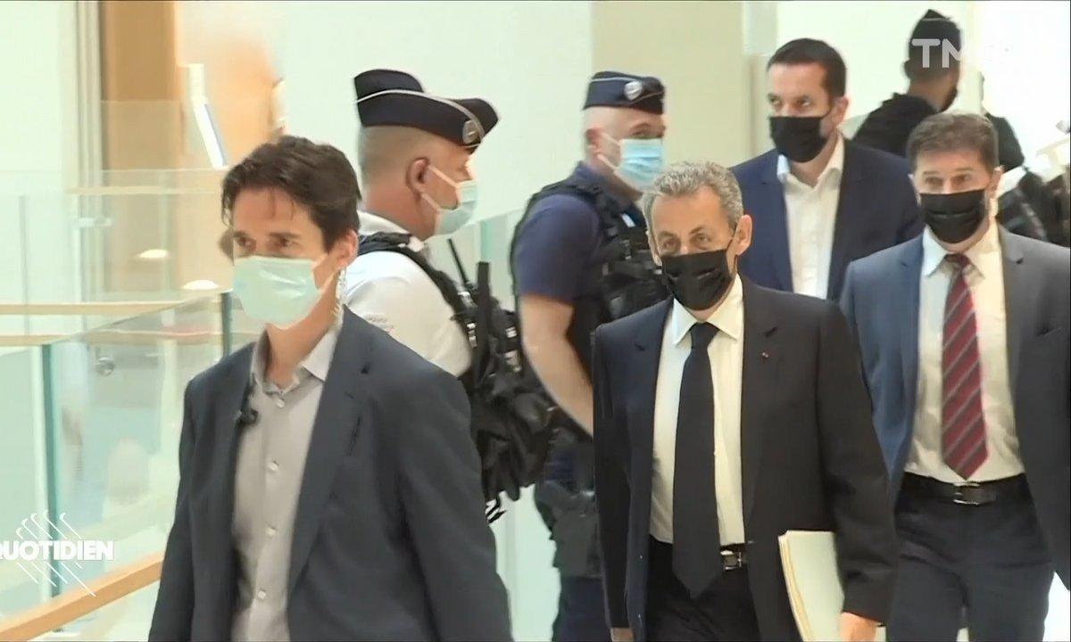 Procès Bygmalion : à la barre, Nicolas Sarkozy fait son show