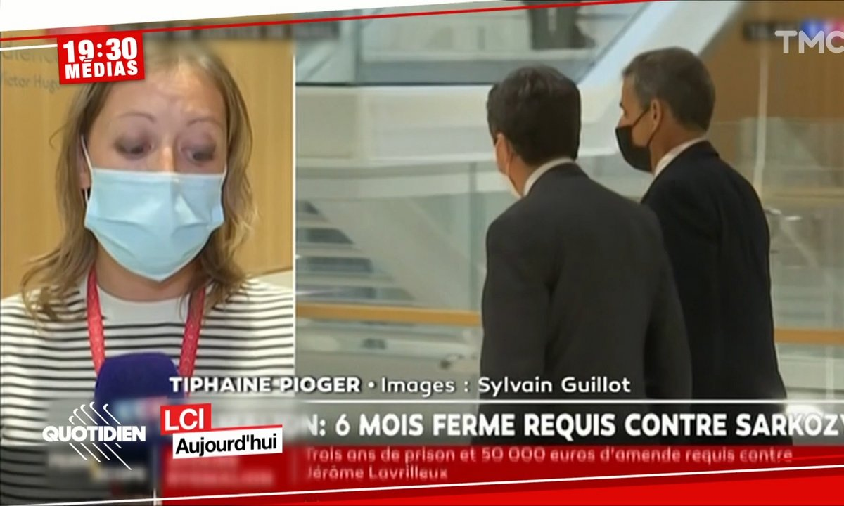 Procès Bygmalion : un an de prison dont six mois ferme requis contre Nicolas Sarkozy