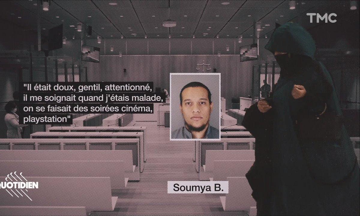 Procès de Charlie Hebdo : le témoignage des veuves Kouachi agace la Cour