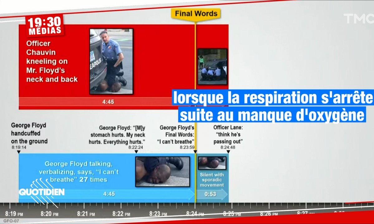 Procès de Derek Chauvin : l'analyse minute par minute de la vidéo de la mort de George Floyd