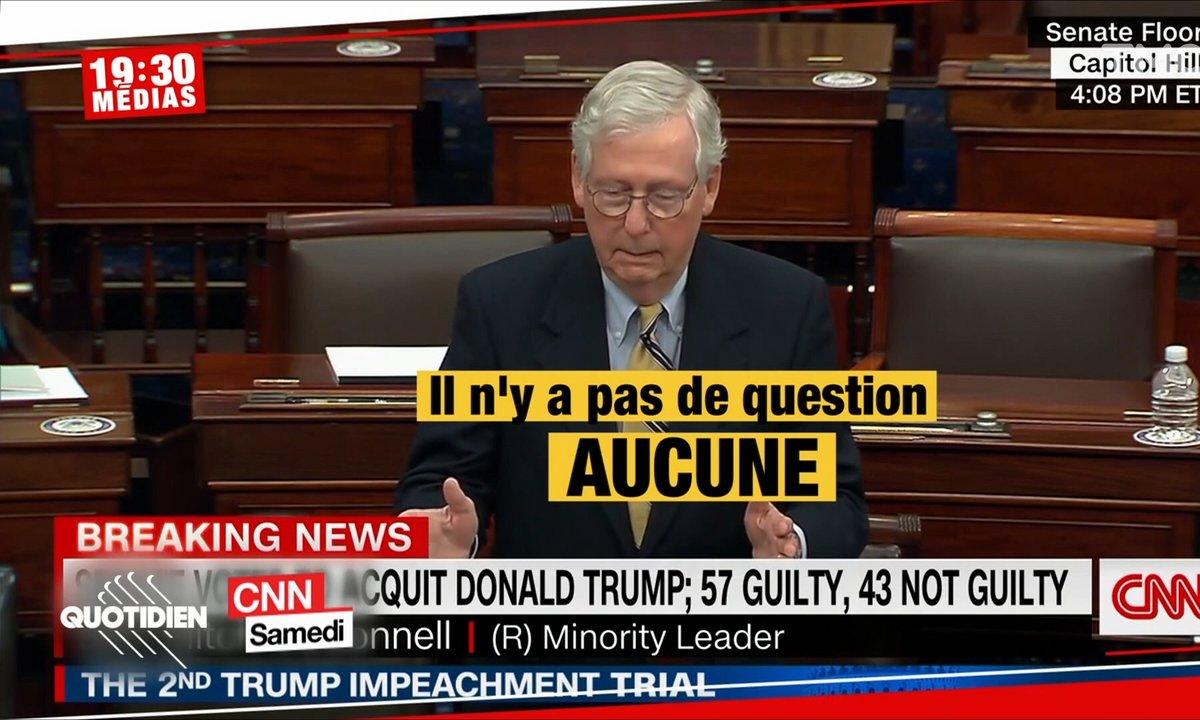 Procès de Donald Trump : le verdict est tombé, sans surprise