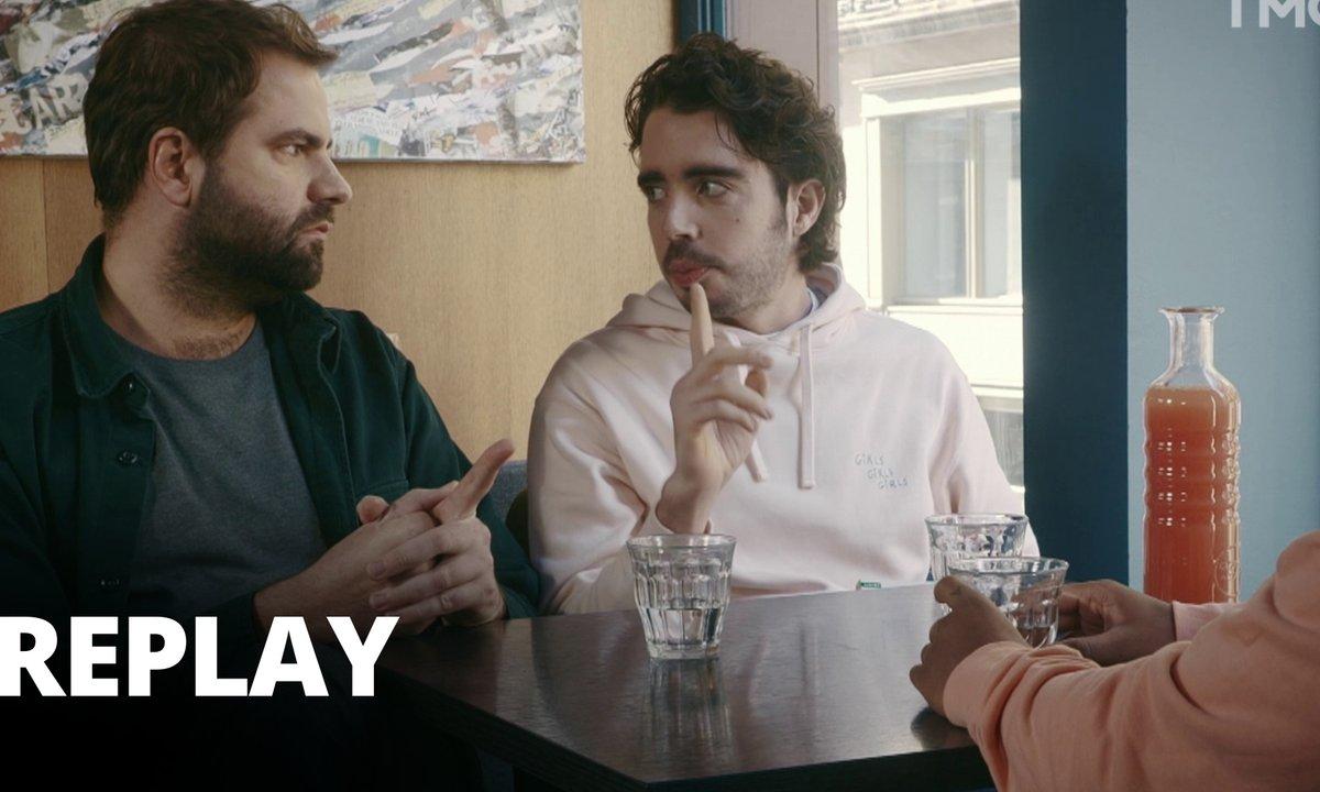 Profession Comédien avec Bertrand Uzeel - Eric et Quentin