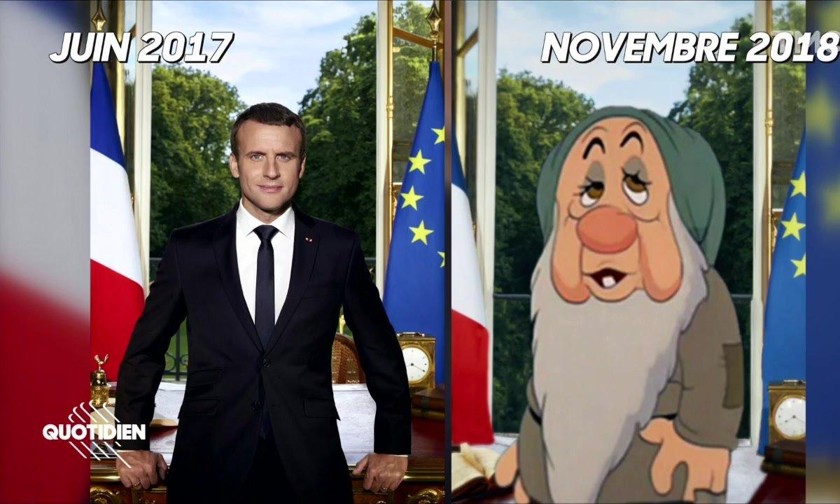 Profession président: Emmanuel Macron, coup de fatigue ou coup de com' ?