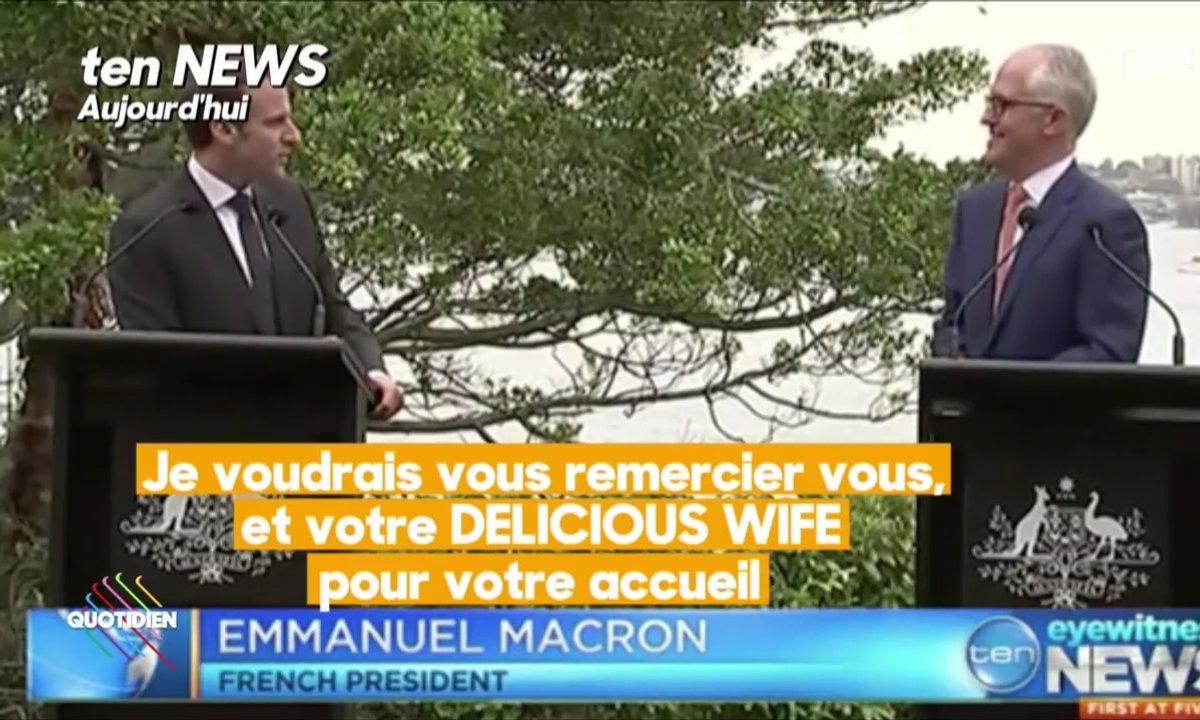 Profession Président : Emmanuel Macron, lost in translation