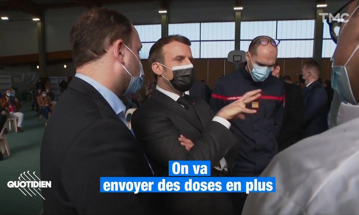 Profession président : les pas si discrètes confidences d'Emmanuel Macron