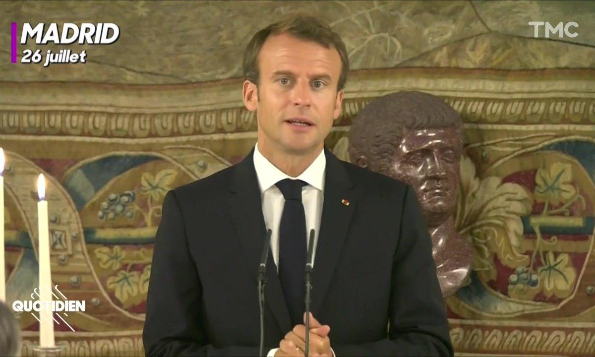 Profession Président : qui était en retard au sommet de l'UE ?