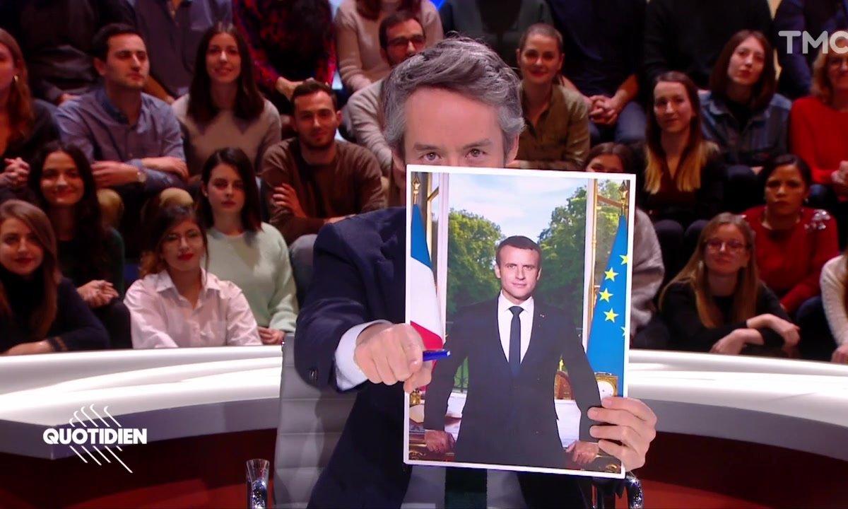 Profession président : Macron et l'arrogance, l'hôpital et la charité, tout ça…