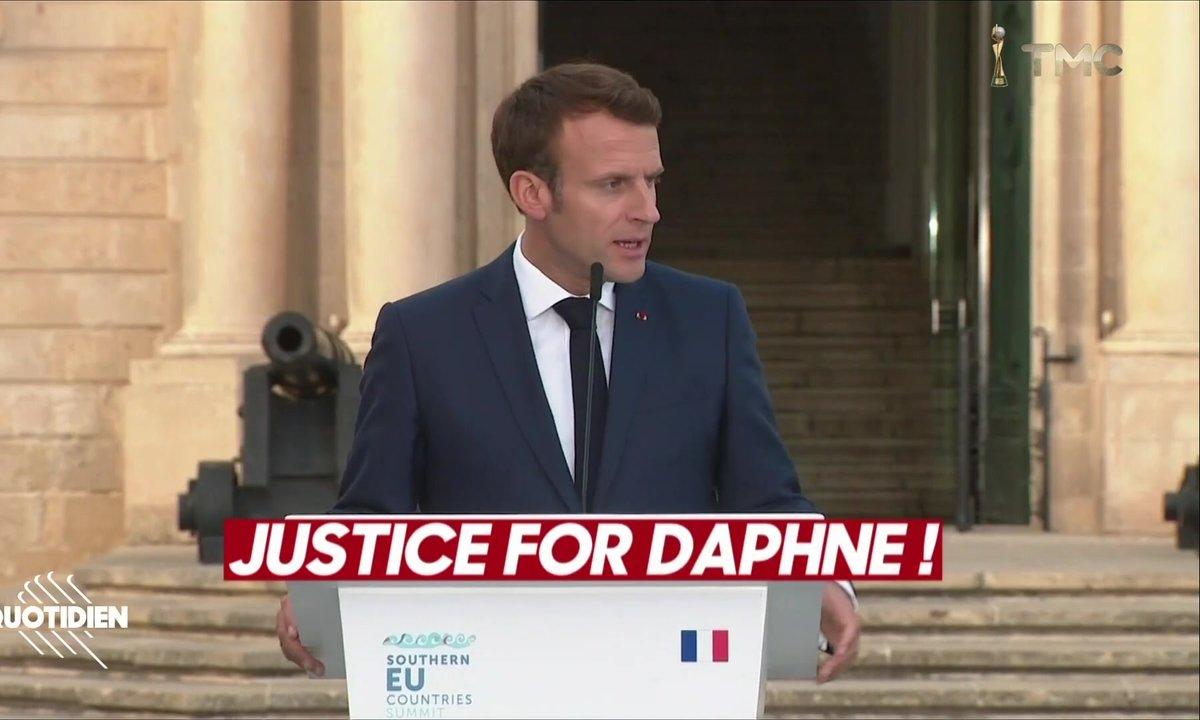 Profession président : Macron ou  l'art de faire comme si de rien n'était