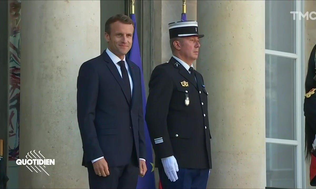 Profession Président : Macron est passé chez Audika