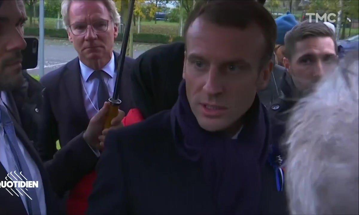 Profession président : Macron et Pétain, erreur de communication n°4683
