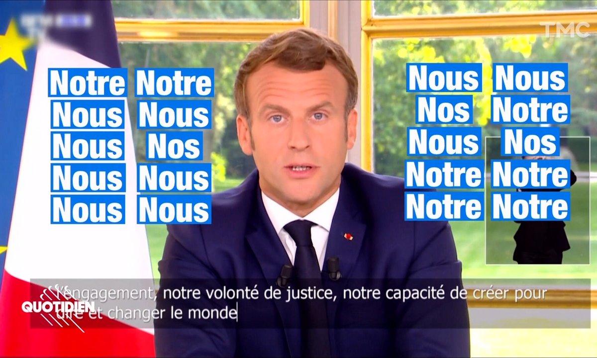 Profession président : on nous a changé Emmanuel Macron