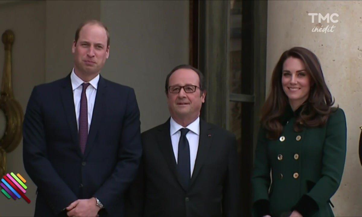Profession Président : la semaine très british de François Hollande