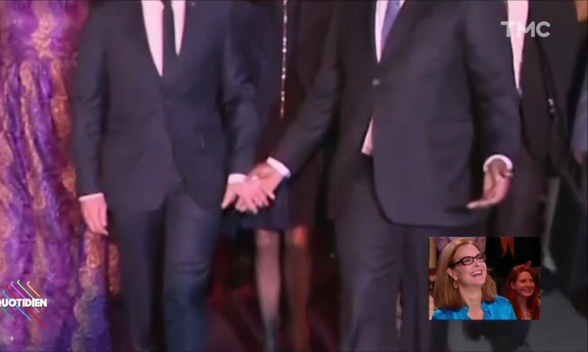 Profession Président : scène incongrue entre Macky Sall et Emmanuel Macron