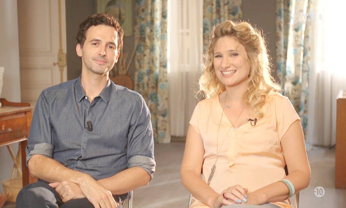 Le quiz de Raphaël Ferret (Hippolyte) et de Diane Dassigny (Jess)