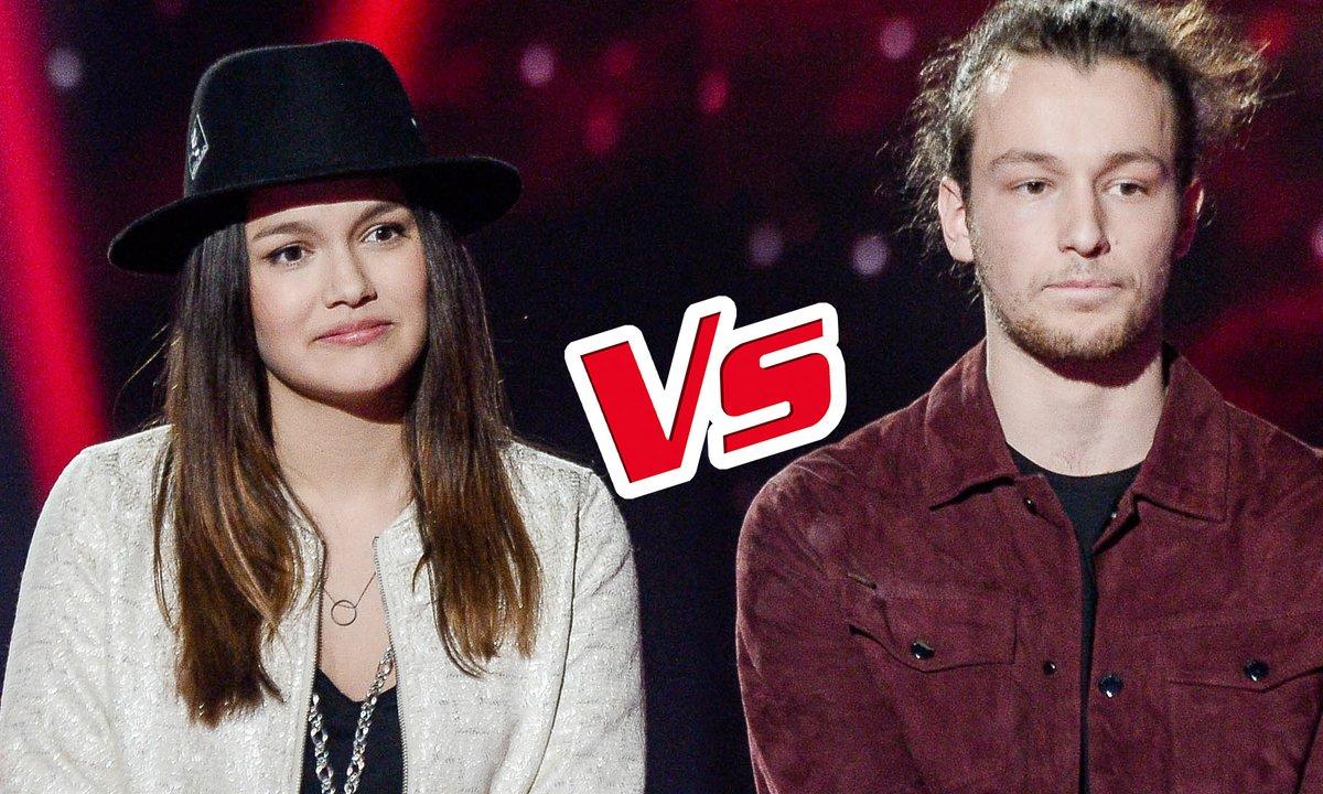 BATTLE – Julien Clerc : Laureen VS Anton – Je m'en vais (Vianney)