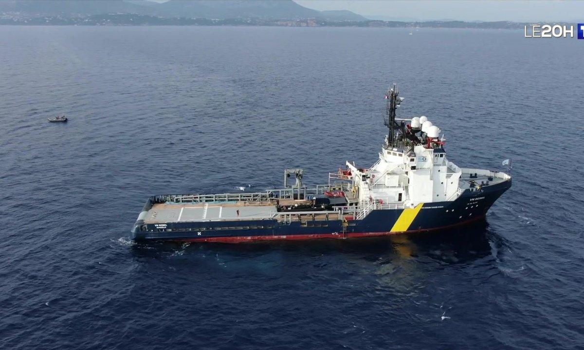 Prouesse technique : un bateau piloté à distance