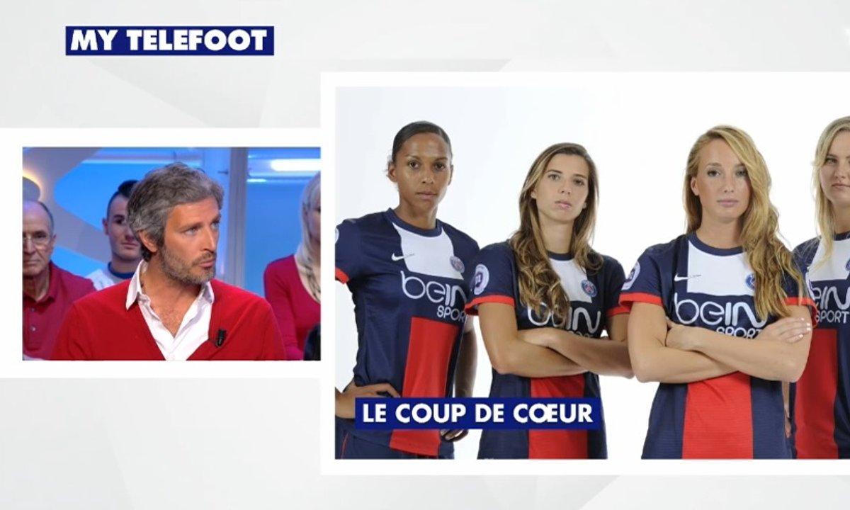 MyTELEFOOT - Le coup de coeur : le football français féminin