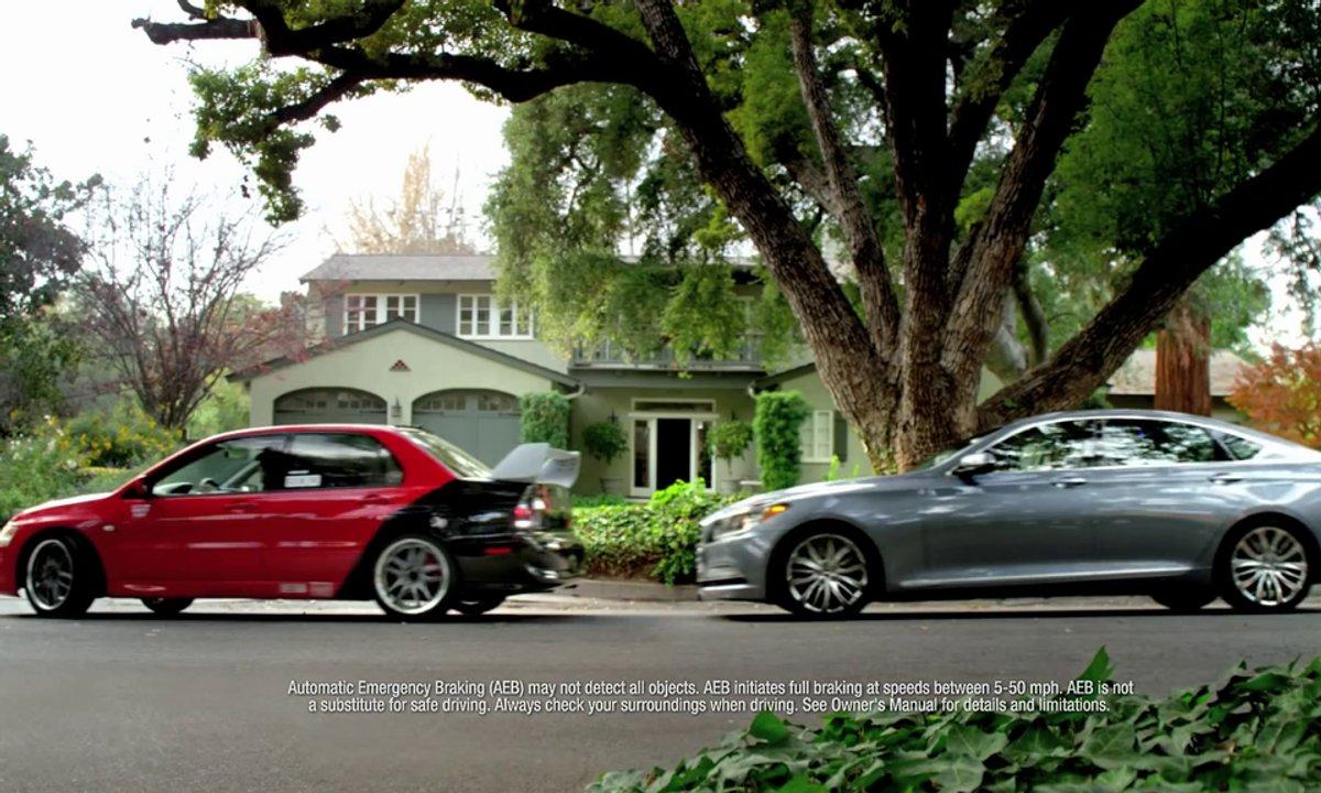 Publicité Super Bowl 2014 : Hyundai et le sixième sens du père
