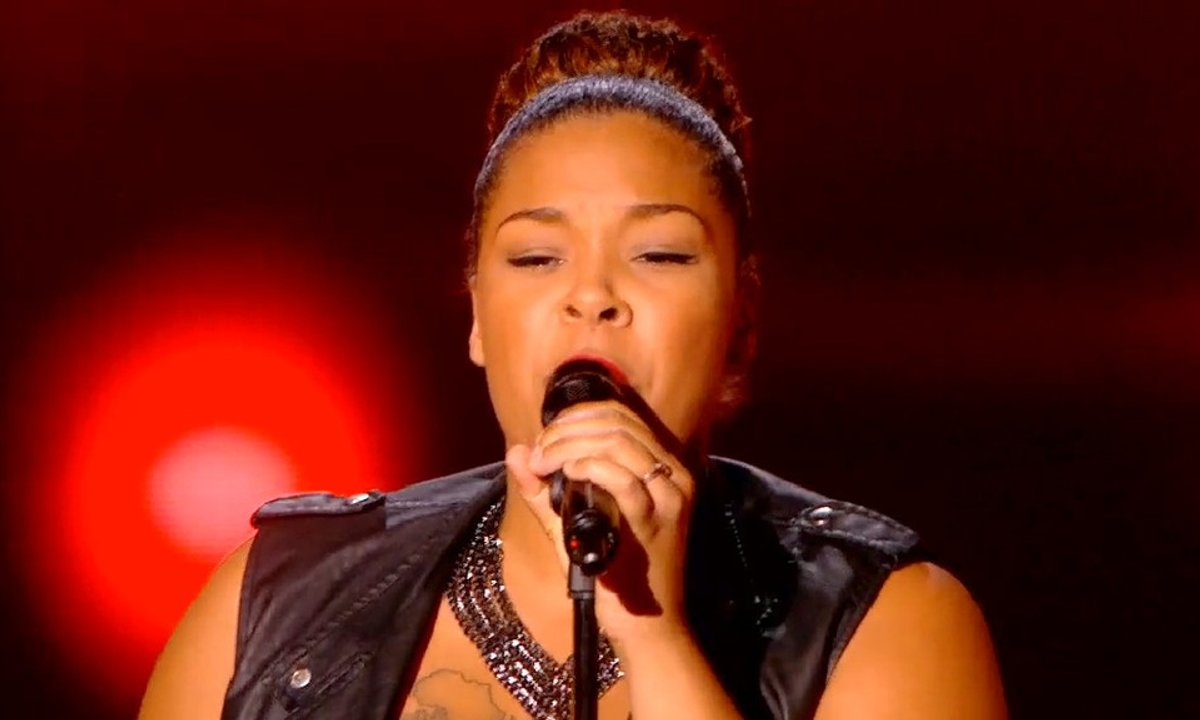 Maliya Jackson - We Found Love (Rihanna et Calvin Harris) (saison 04)