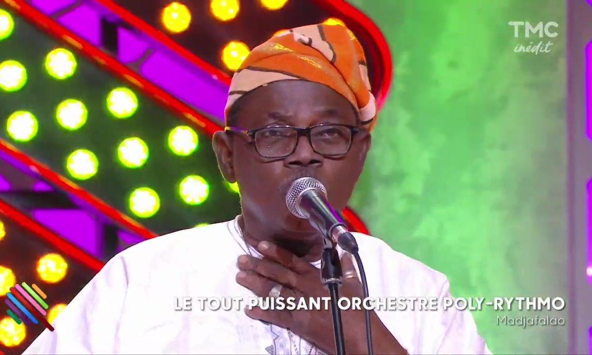 """Le Tout-puissant orchestre Poly Rythmo – """"Madjafalao"""" en live dans Quotidien"""