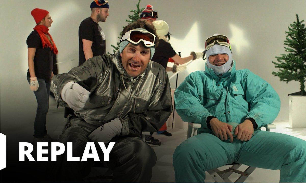 Palmashow Vidéo - Ski