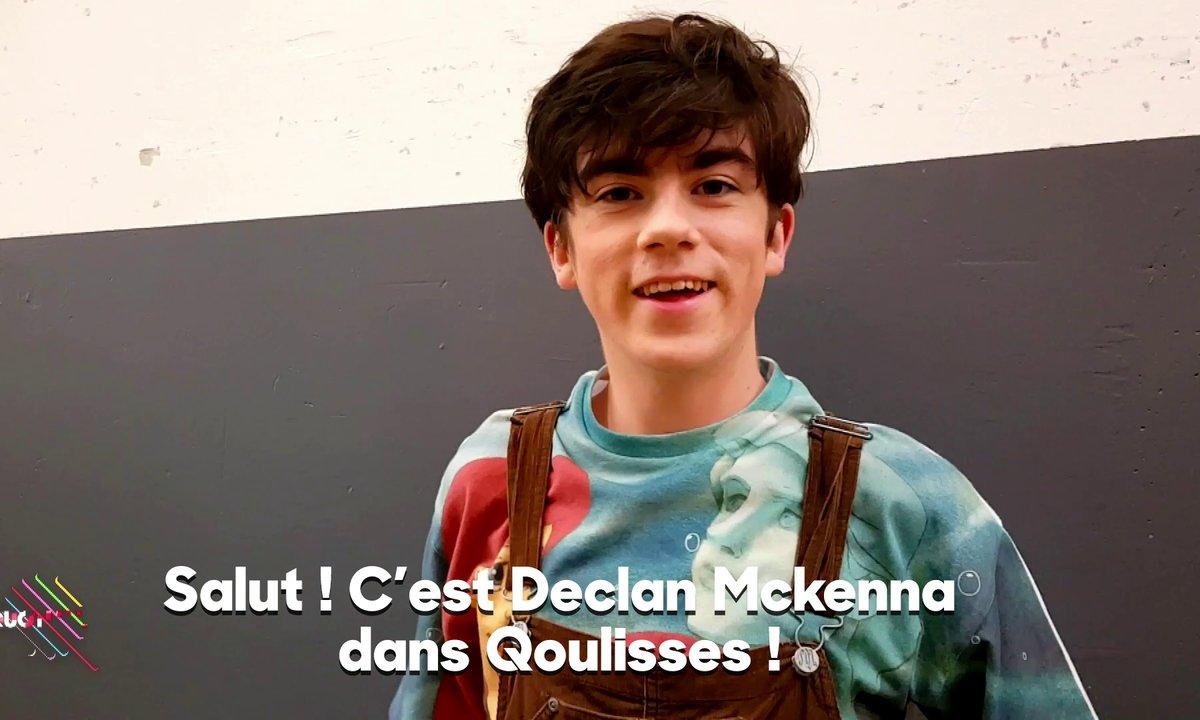 Qoulisses avec Declan McKenna (exclu web)