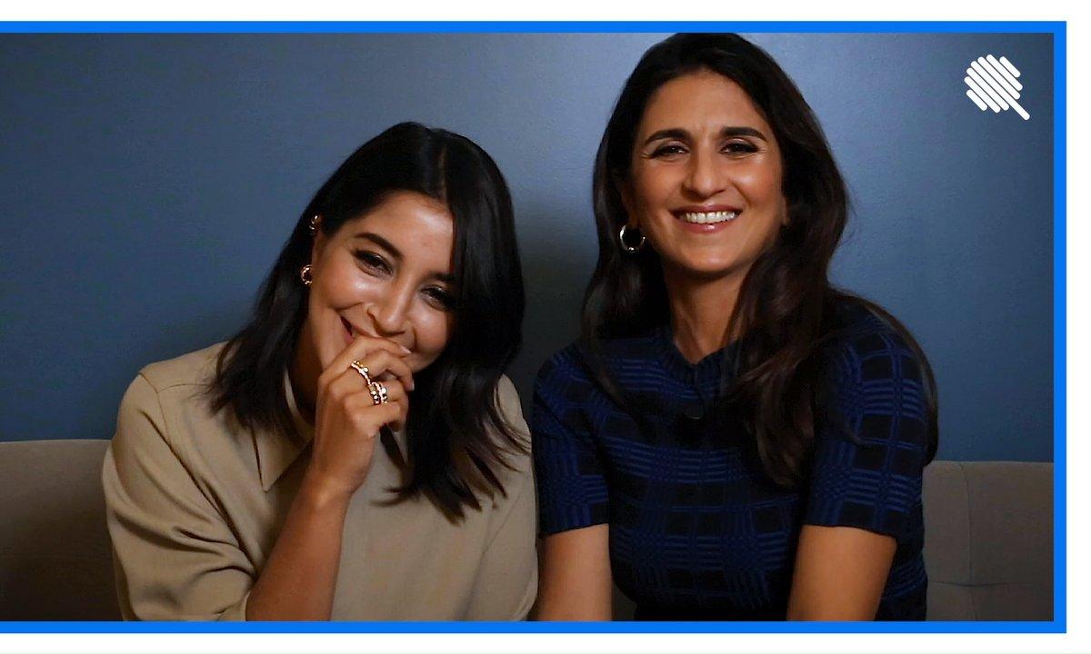 Qoulisses : l'interview Galère de Leïla Bekhti et Géraldine Nakache