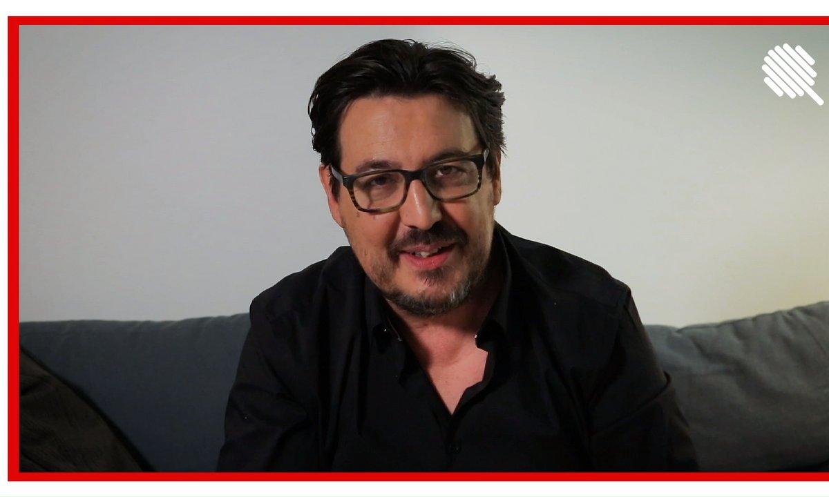 """Qoulisses : l'interview Contexte de David Dufresne pour son livre """"Dernière sommation"""""""