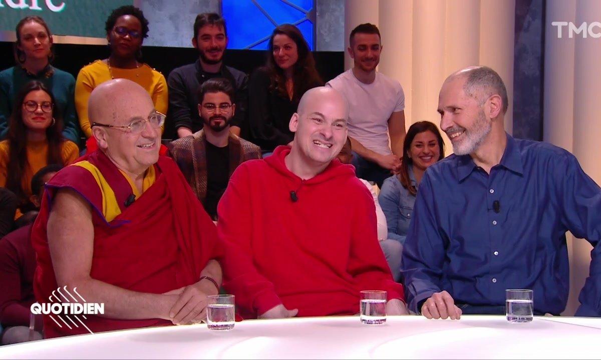 Qu'est-ce que la liberté ? Matthieu Ricard, Alexandre Jollien et Christophe André ont leur idée