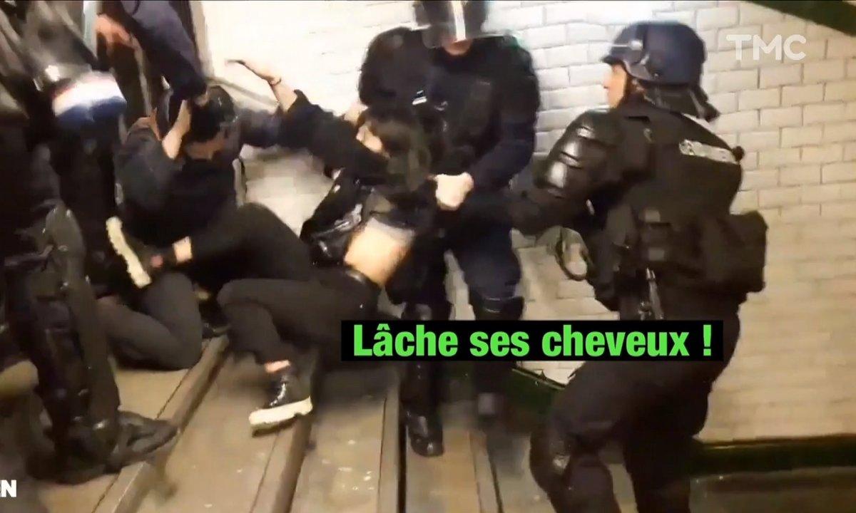 Que s'est-il passé entre les manifestantes féministes et les forces de l'ordre à Paris ?