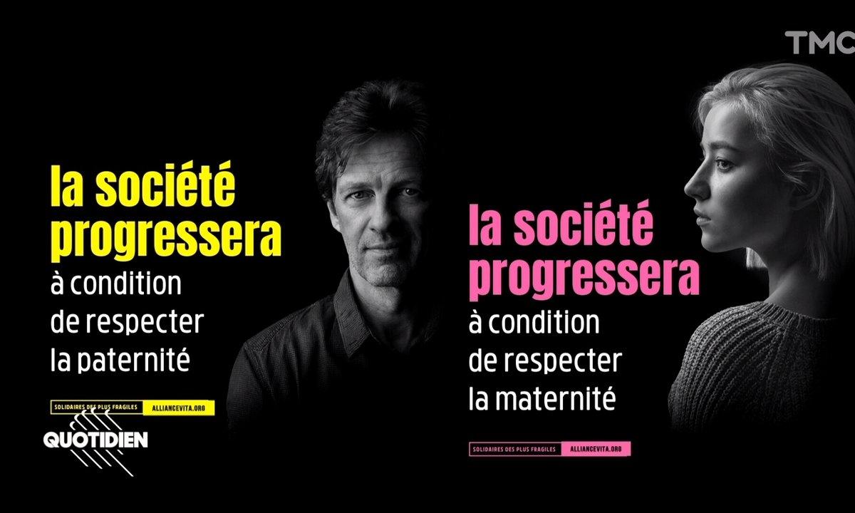 Qui est Alliance Vita, l'association derrière la campagne anti-IVG et anti-PMA dans Paris ?