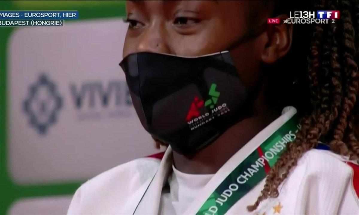 Qui est Clarisse Agbegnenou, la judokate française la plus titrée ?