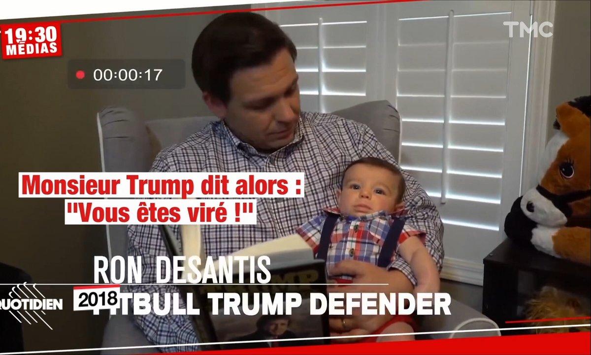 Qui est Ron DeSantis, le possible futur vice-président de Trump 2024 ?