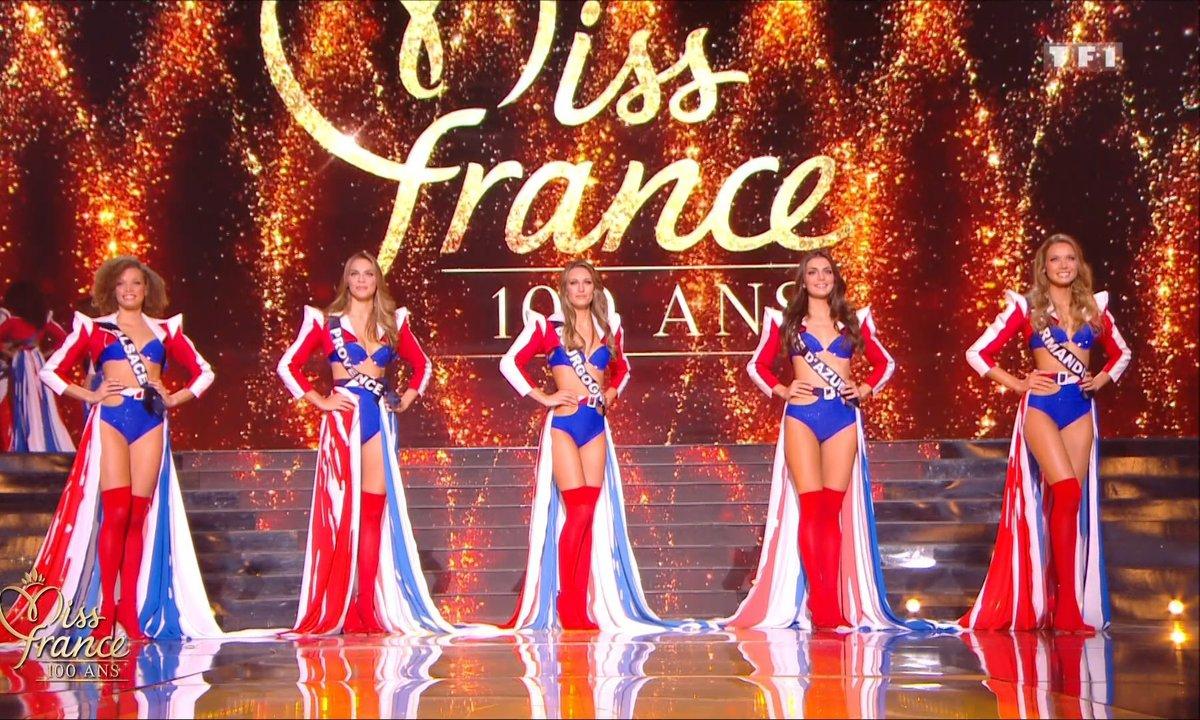Qui sont les 5 candidates finalistes ? - Miss France 2021