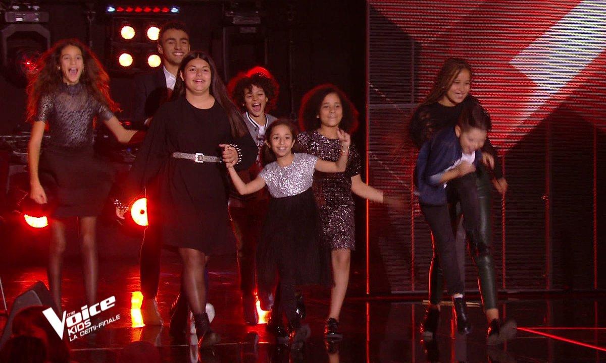 The Voice Kids 2020 - Demi-Finale : qui sont les 8 finalistes de la saison ?