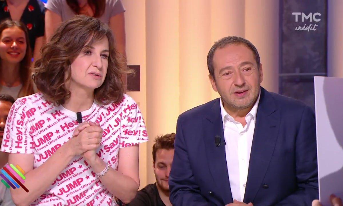 """Le Quizz """"Marie-Francine"""" de Valérie Lemercier et Patrick Timsit"""
