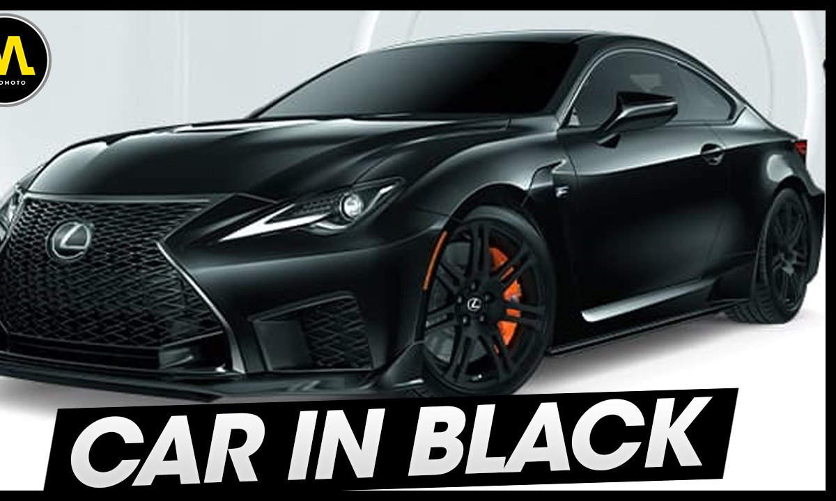 Car In Black ! - La Quotidienne du 12/06