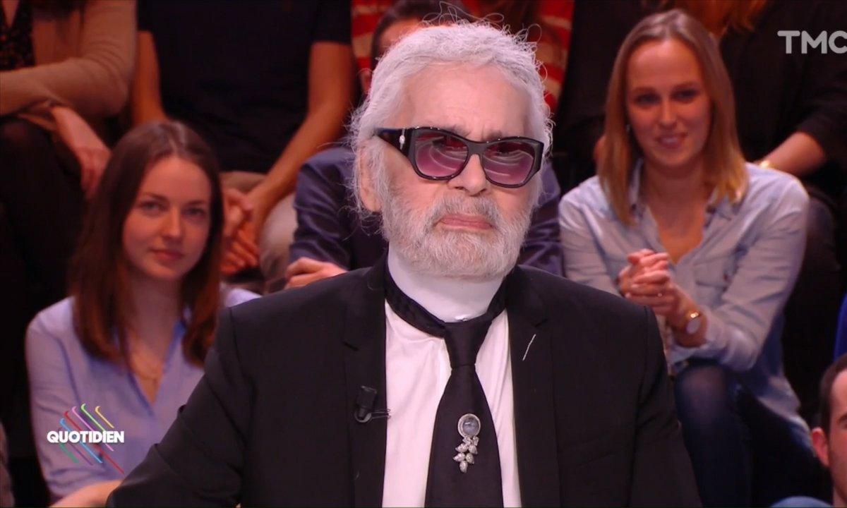 """""""17 collections par an, c'est impossible, mais je le fais"""" disait l'hyperproductif Karl Lagerfeld"""