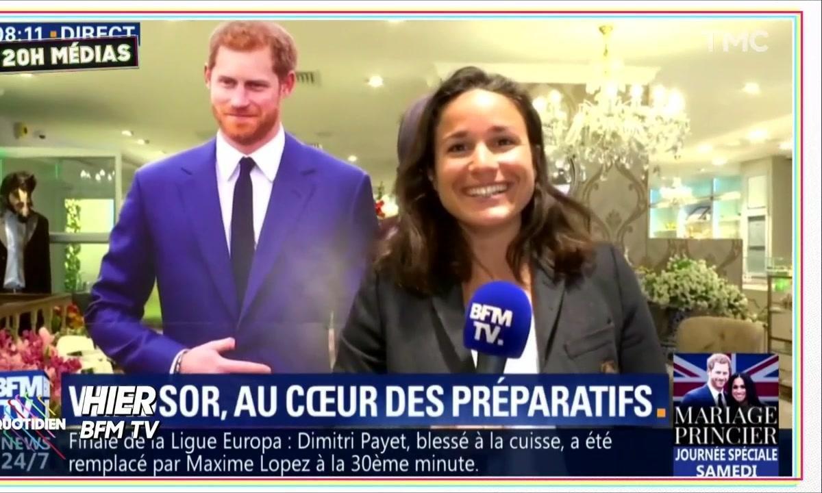 20h Médias : BFMTV a sa propre Meghan Markle