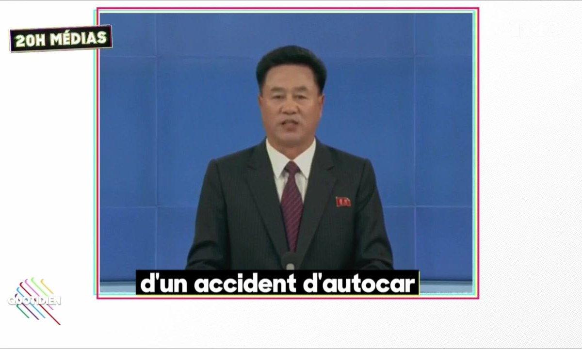 20h Médias : pas de trace du sommet historique dans les médias nord-coréens