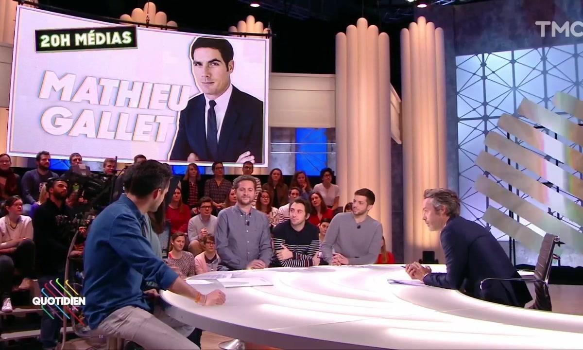 20h Médias : L'heure du verdict pour Mathieu Gallet