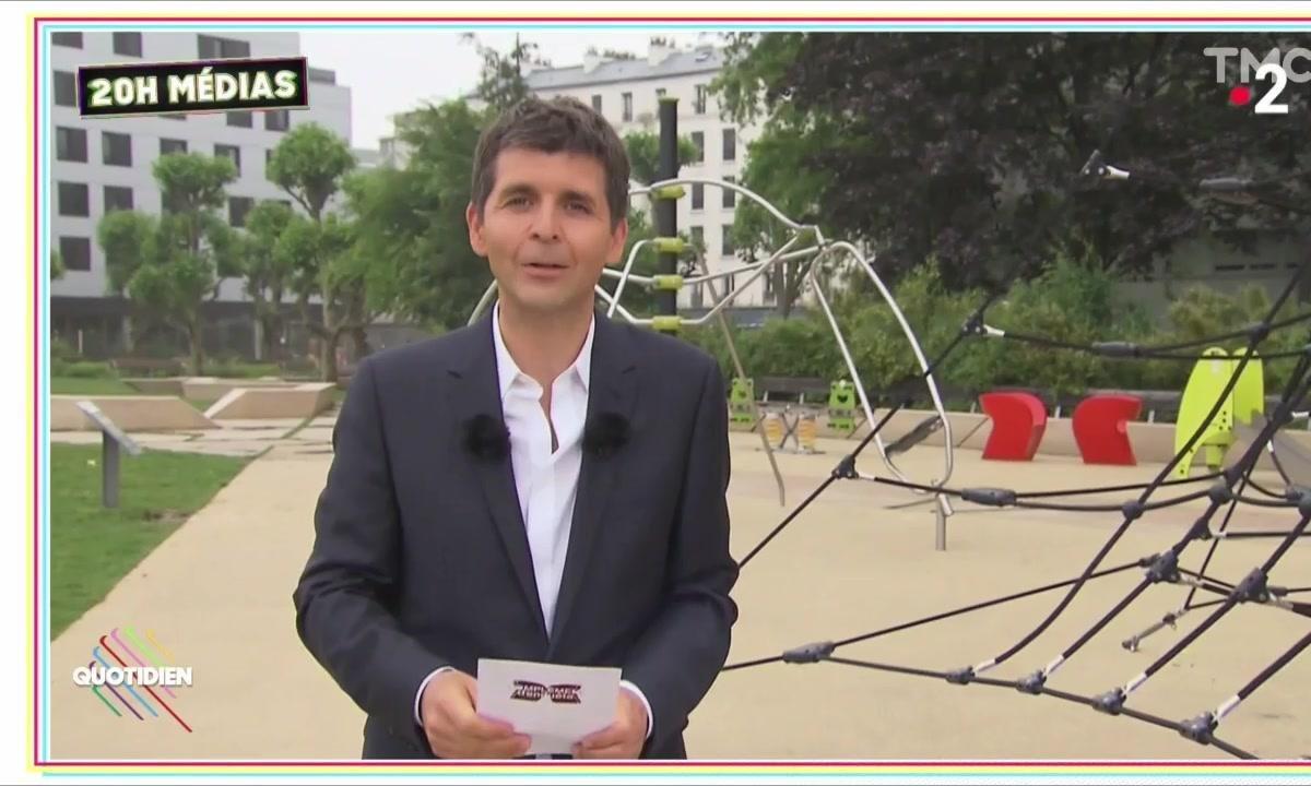 20h Médias – Thomas Sotto, Wendy Bouchard, Maxime Switek : le point mercato du PAF