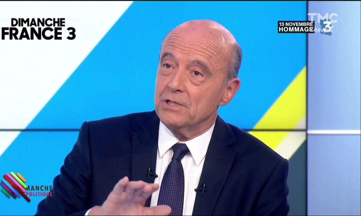 Alain Juppé fait (presque) ses courses chez Prisunic