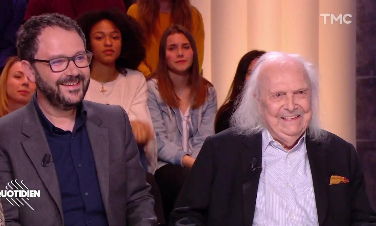 """Invités : Alain Rey et Riad Sattouf pour """"Le Petit Robert 2020"""""""