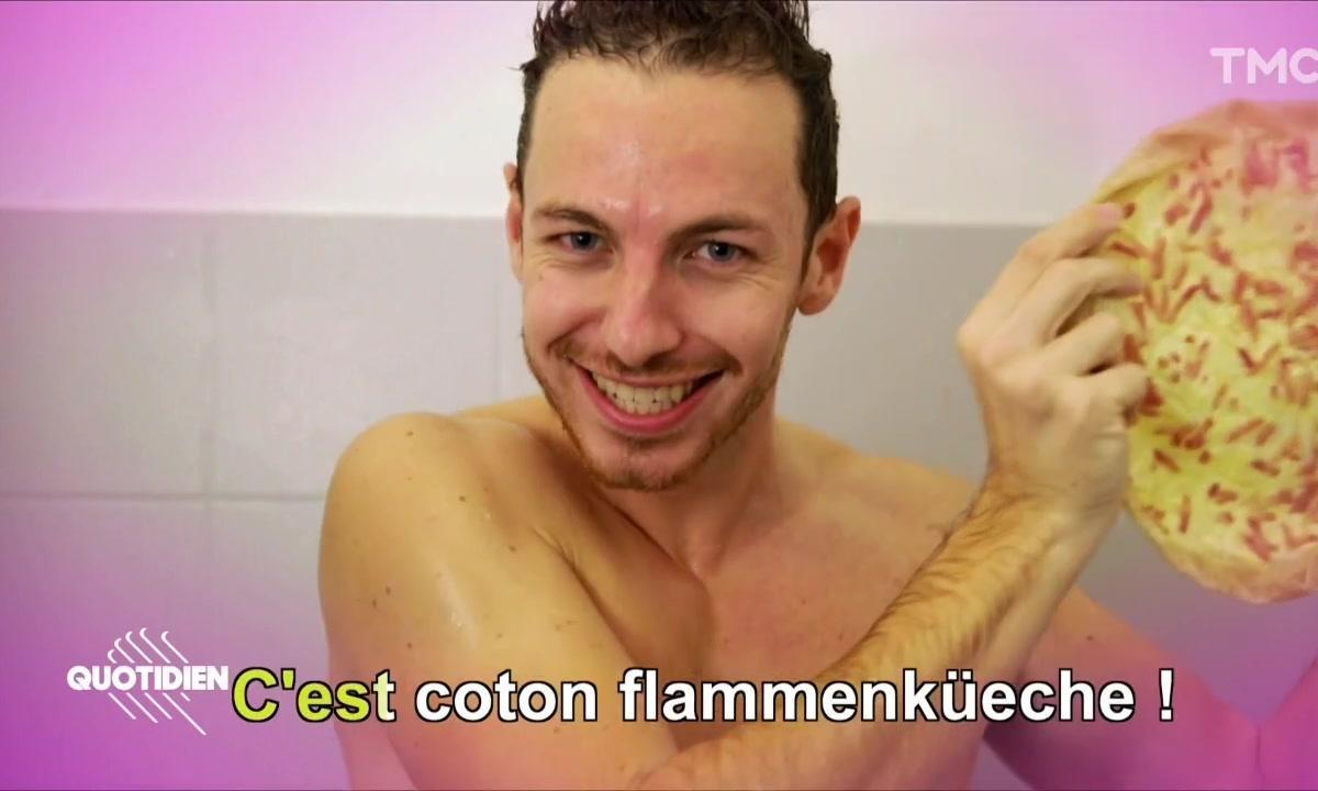 Alex Ramires et les parfums chelous pour déo et gel douche