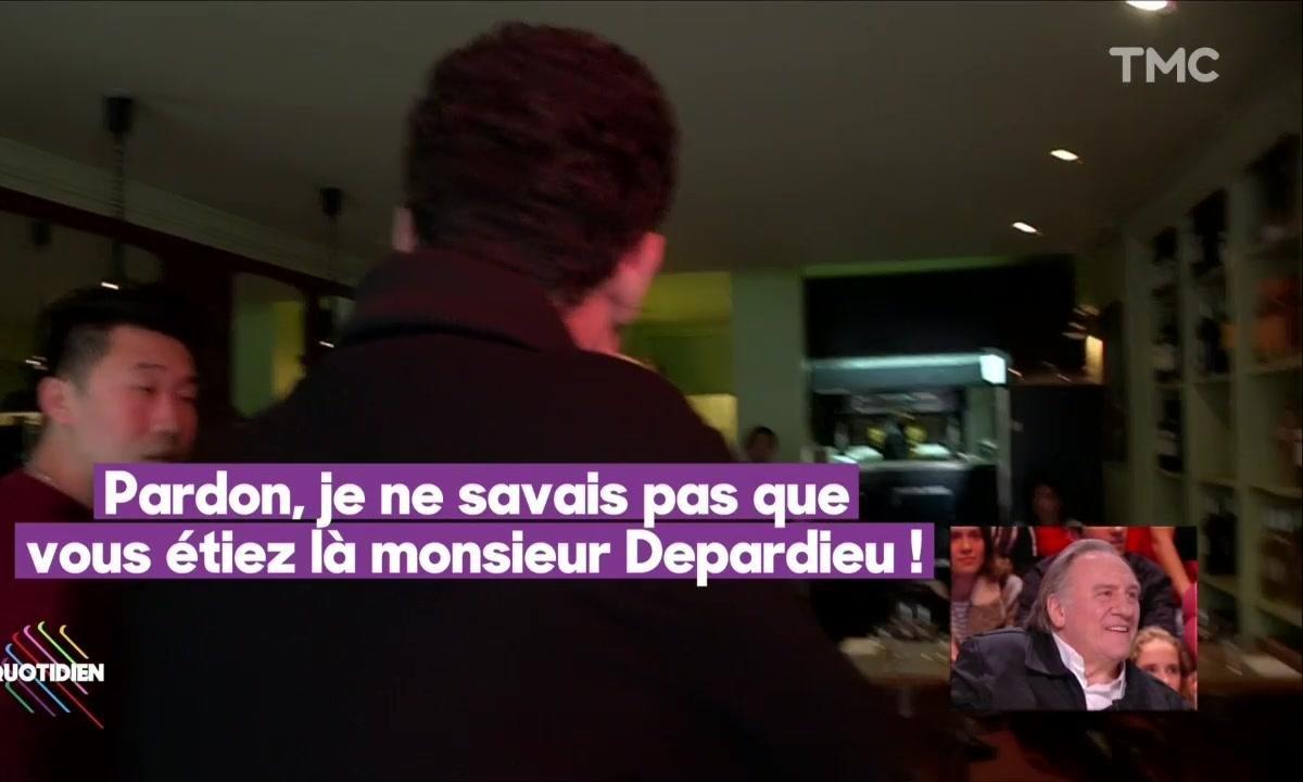 Azzeddine Ahmed Chaouch : immersion dans le quartier de Gérard Depardieu