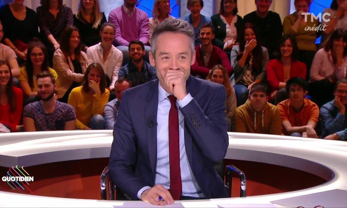 """Quand """"Brune"""" devient """"Burne"""" : le drôle de lapsus de Yann Barthès"""