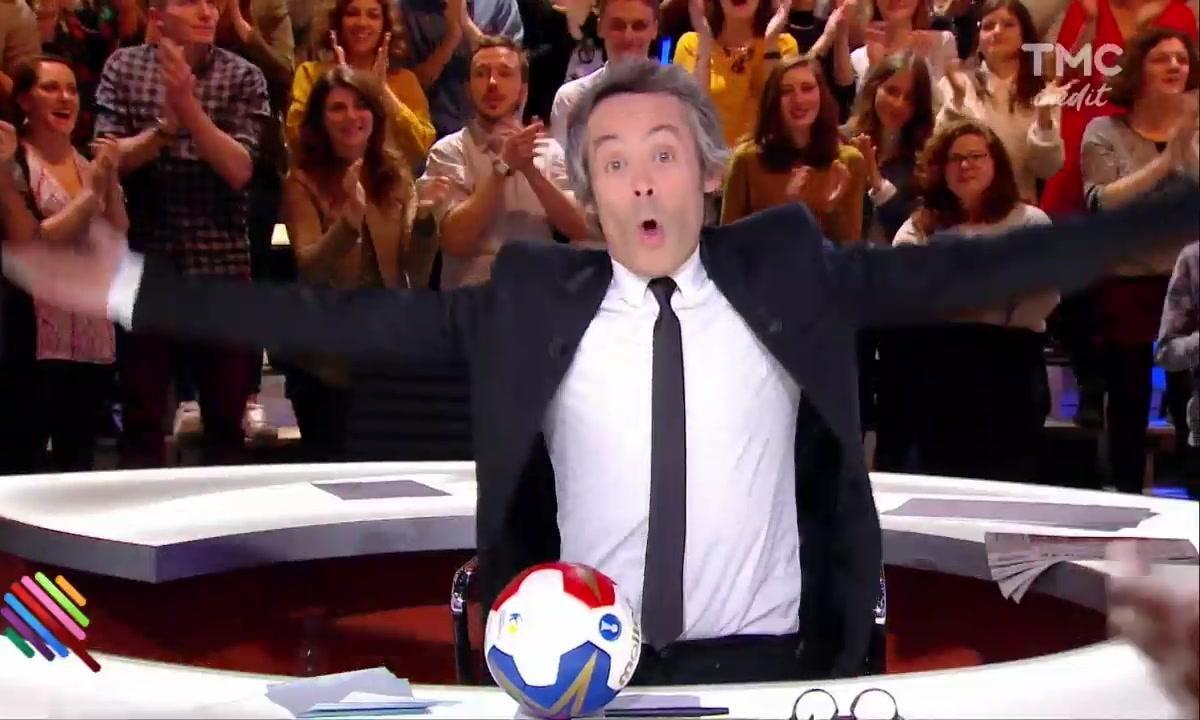 Le Clapping de Yann Barthès avec les Experts