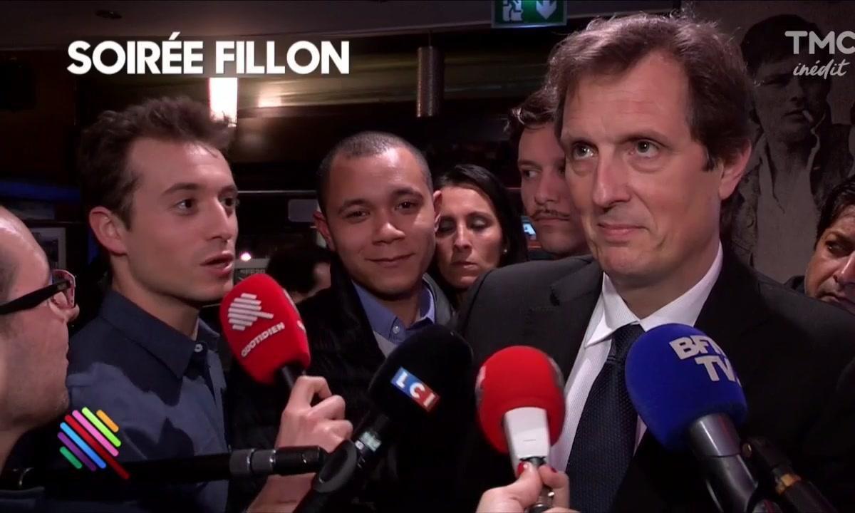 Le débat : vu du QG de François Fillon