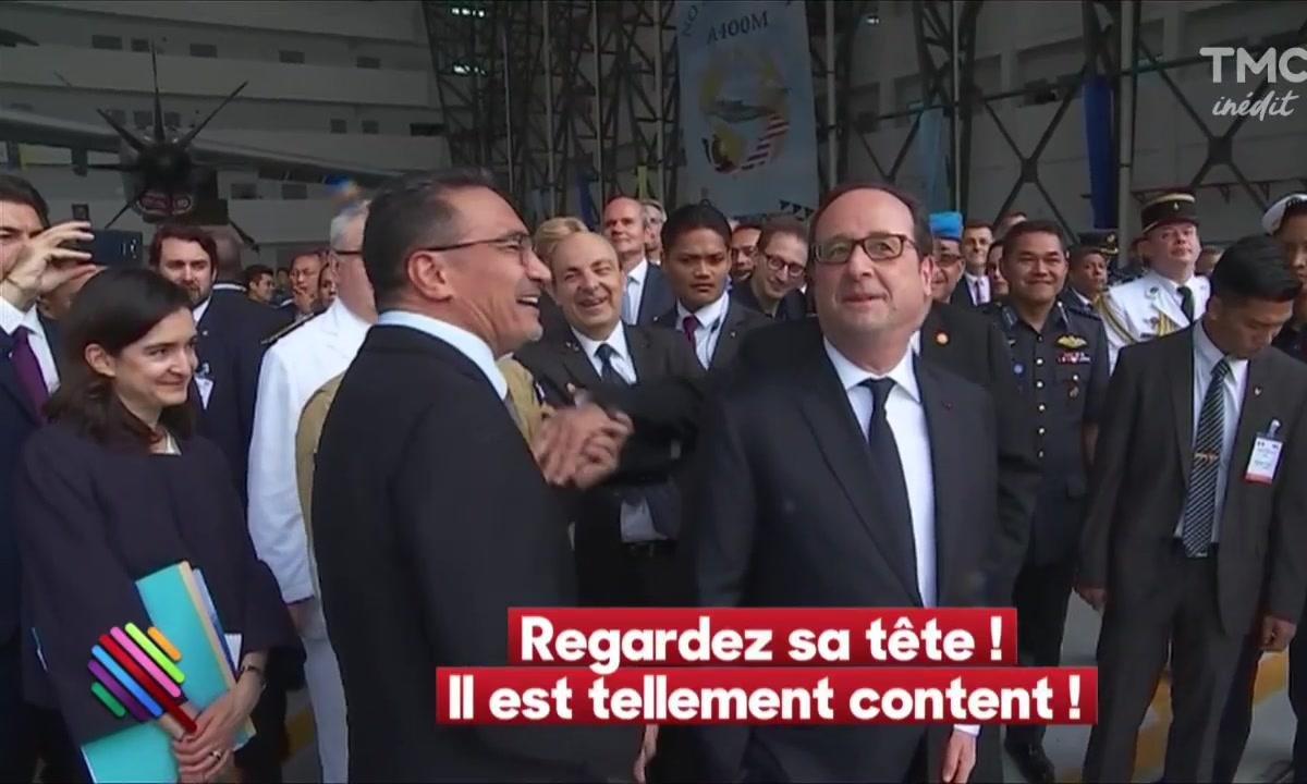 Le dernier (long) voyage de François Hollande